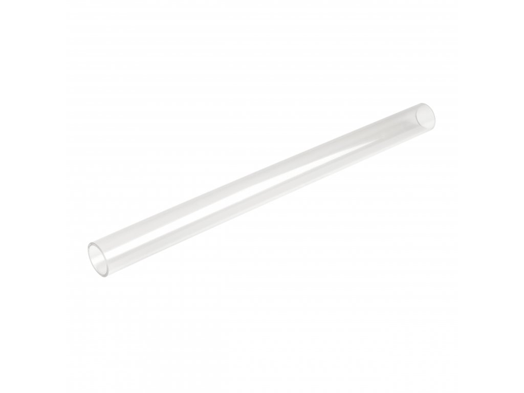 PVC Trubka 20 mm, transparentní