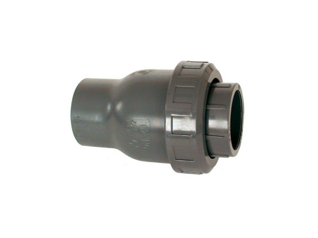 Tvarovka - Kuželový zpětný ventil 25 mm