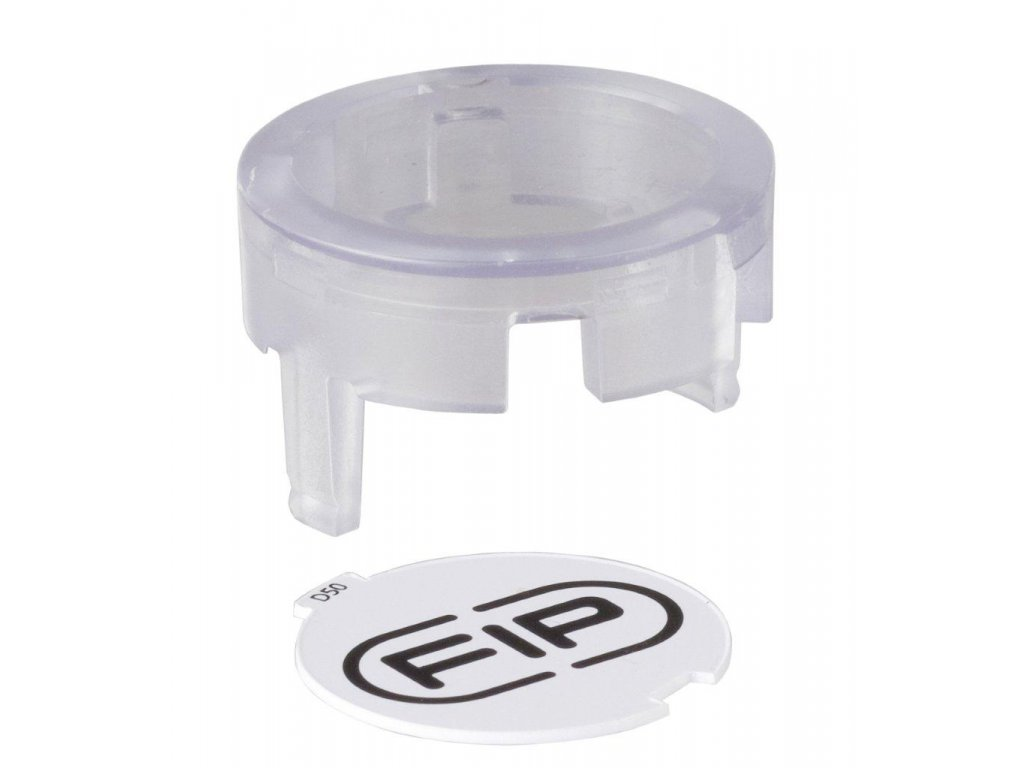Průhledné víčko pro ventil Easyfit d= 50 mm