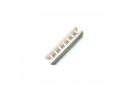 Polystyrenová tvárnice 1200x250x250mm - průchozí