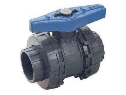 Kulový dvoucestný ventil 110 mm -- Easyfit