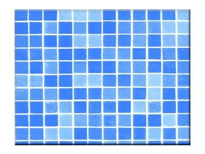 ALKORPLAN 3K Protiskluz - Byzance Blue; 1,65m šíře, 1,5mm, metráž
