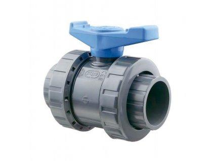 Kulový dvoucestný ventil 110 mm