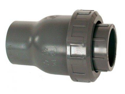 Tvarovka - Kuželový zpětný ventil 20 mm