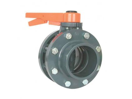 Uzavírací klapka s přírubou 110 mm