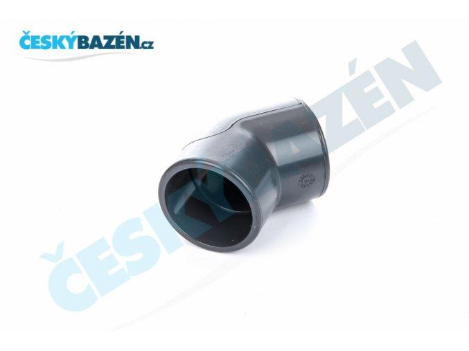 PVC úhel 45° - lepení/závit