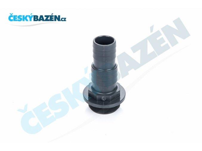 PVC Trn hadicový 32/38 x 50 mm šroubovací