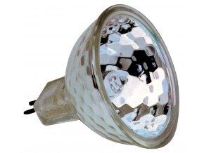 Halogenová lampa HRFG 35 W na 12 V – s čelním sklem 50 mm