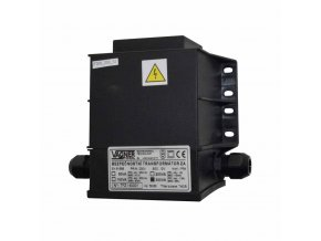 Bezpečnostní transformátor 100 W, zalitý 230 V na 12 V