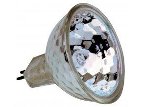 Halogenová lampa HRFG 20 W na 12 V – s čelním sklem 50 mm