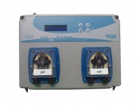 Dávkovací stanice VA DOS Basic pH a ORP + navrtávací díl + sonda pH a ORP