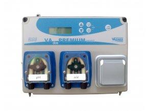 Dávkovací stanice VA DOS PREMIUM pH a ORP a ČAS + sonda pH a ORP