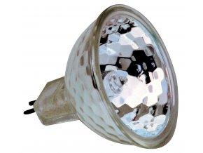 Halogenová lampa HRFG 35 W na 12 V – s čelním sklem 35 mm