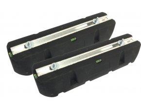 Set silentblokových podstavců pod tepelné čerpadlo 400mm (2ks)