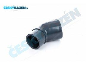 PVC úhel 45°– lepení int. x lepení ext.