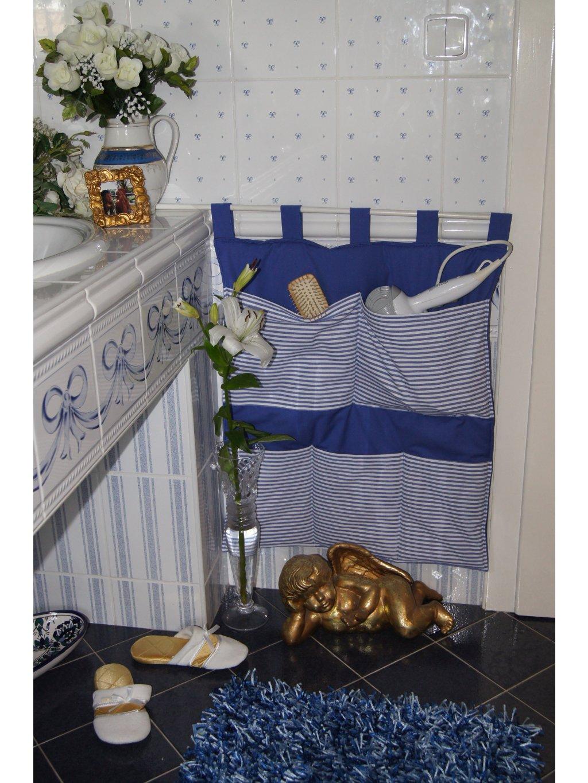 Modrá brilant a Jiřina P 0,5  Kapsář | Uni