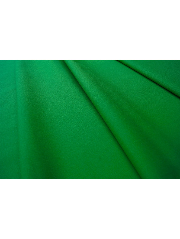 Zelená brilant  Metráž   Uni