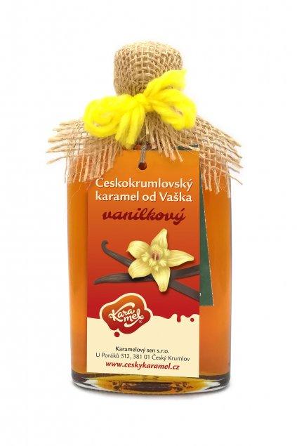ceskokrumlovsky tekuty karamel vanilka