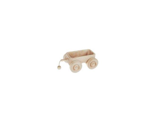 Pišlický přípojný vozík