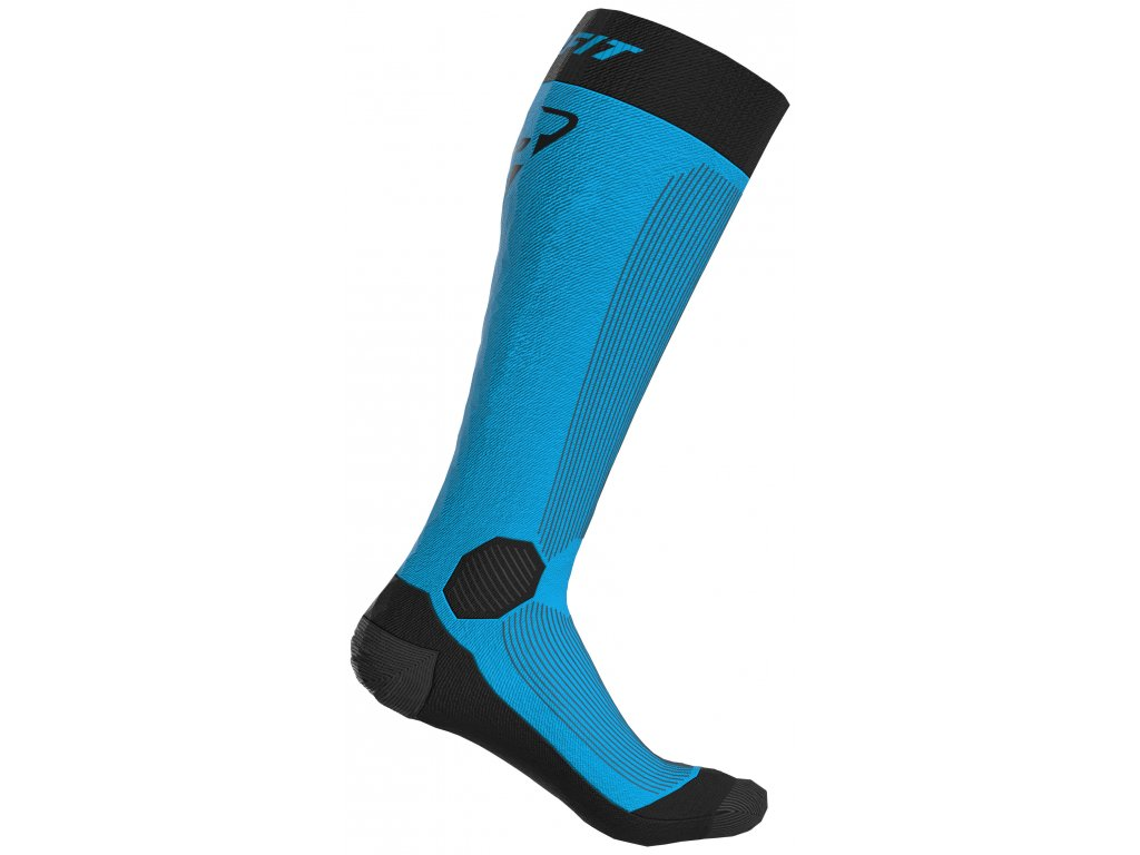 Ponožky DYNAFIT SPEED DRYARN SK (Barva Asphalt, Velikost 35-38)