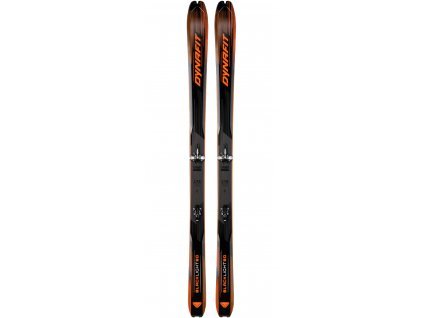 Lyže DYNAFIT Blacklight 80 SKI (Barva black/orange, Velikost 165)