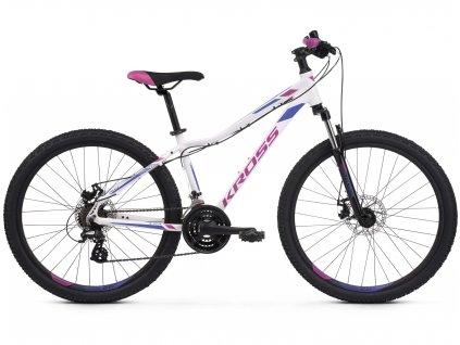 lea 3 0 white violet glossy