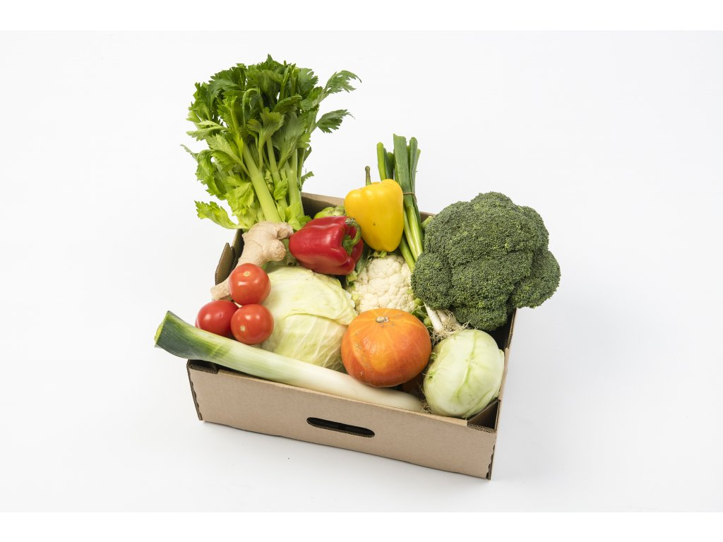 Bedýnka zeleninová