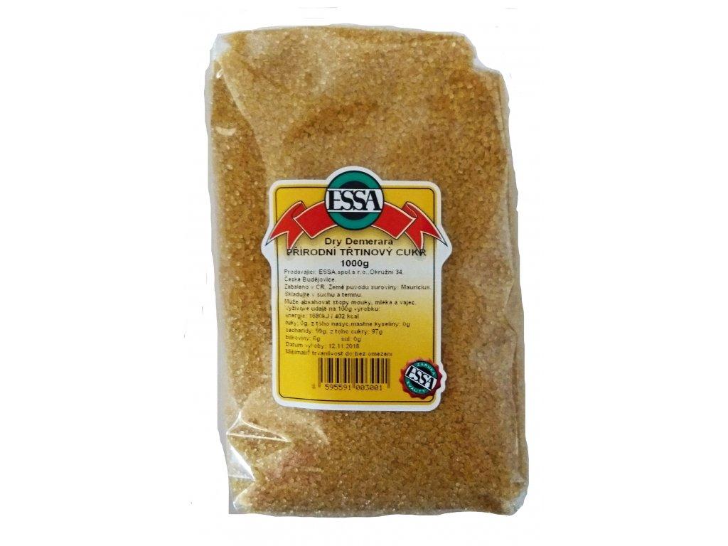 InkedTřtinový cukr 1kg LI