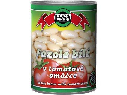 Fazole bílé v tomatě 400g