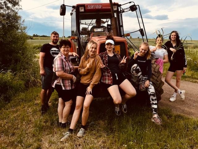Co se děje na farmě?