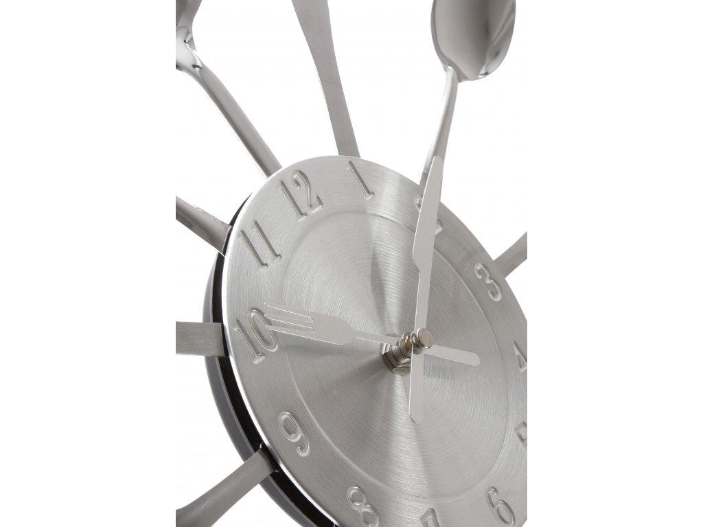 Moderní hodiny na zeď - Příbor