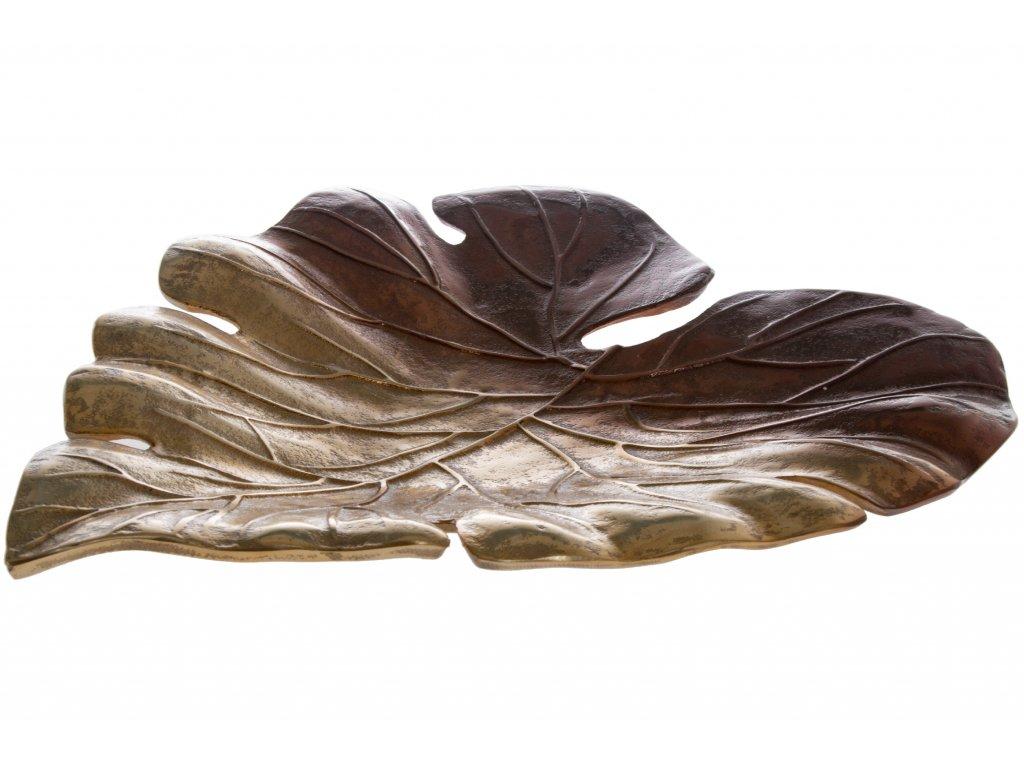 Dekorační mísa - Leaf, malá