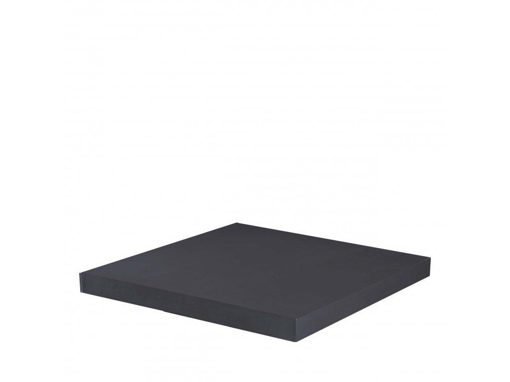 5957540 Cosi Concrete 60 table top anthracite