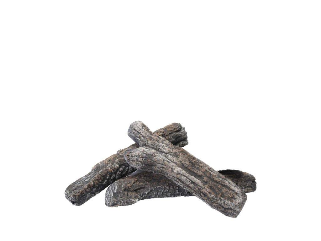 5957570 Cosi ceramic logs 3 pieces