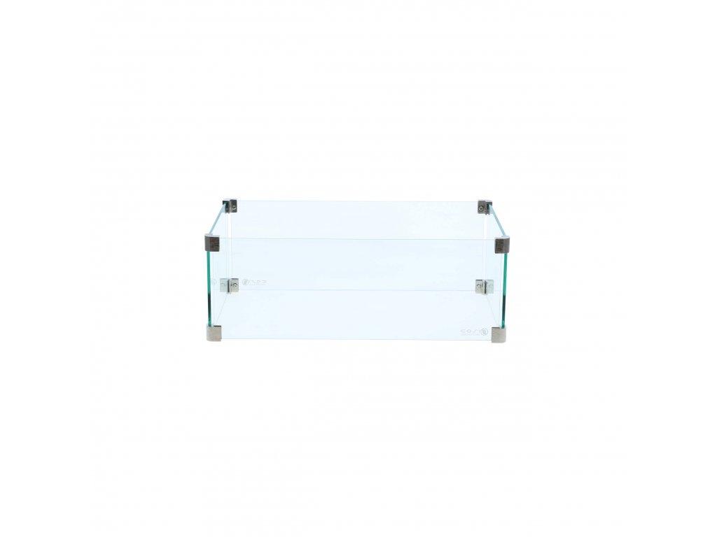 5900150 Cosi rectangular glass set
