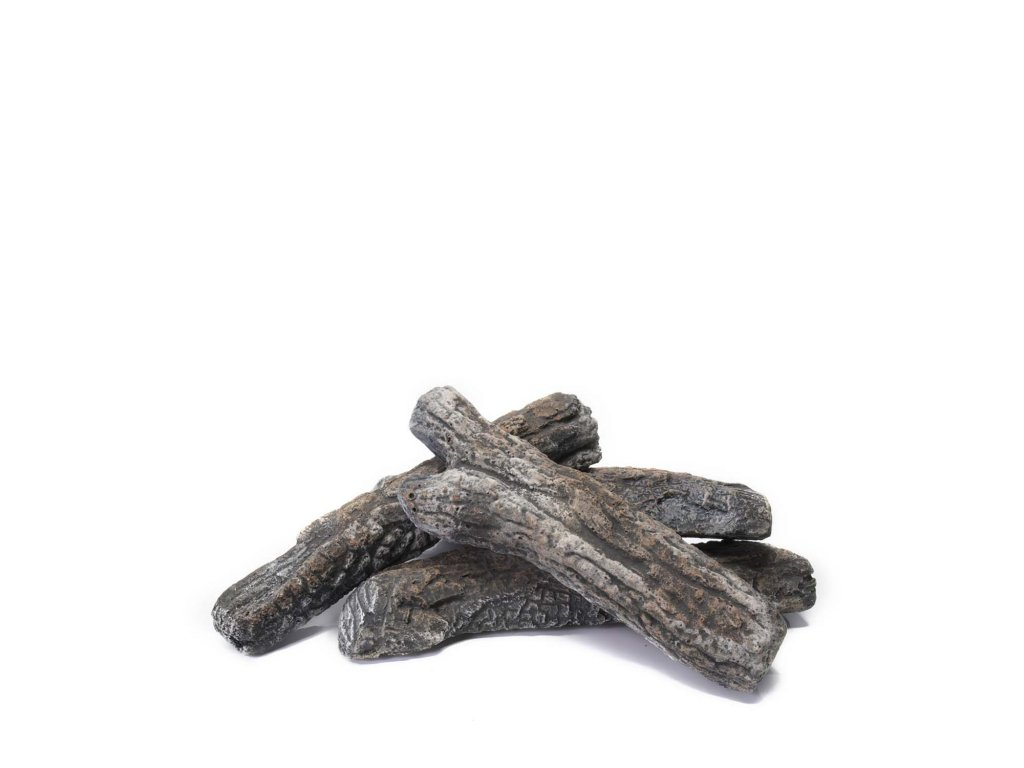 5900310 Cosi ceramic logs 4 pieces