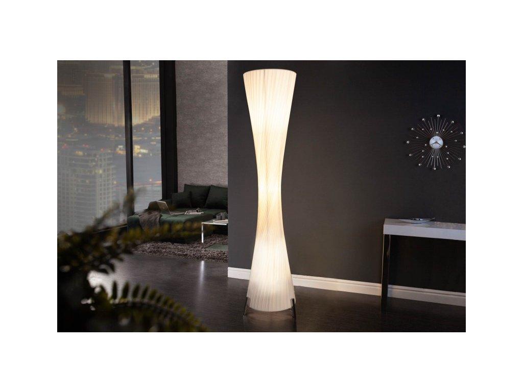 Moderní stojací lampa - Galina