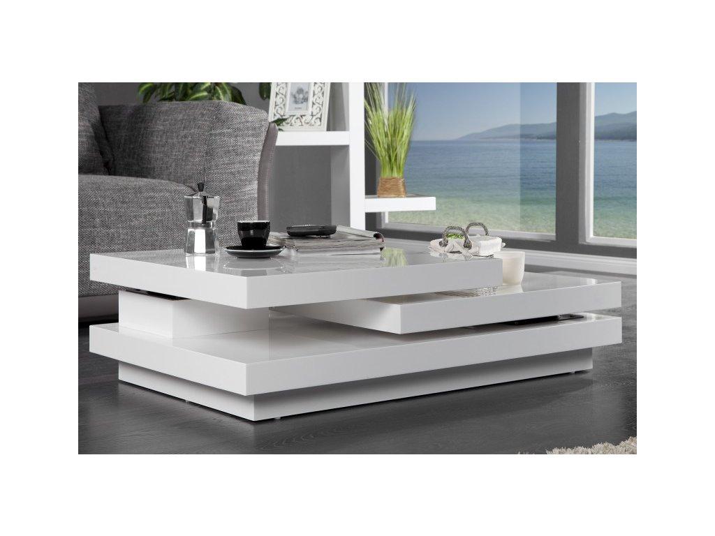 Moderní konferenční stolek - Irene