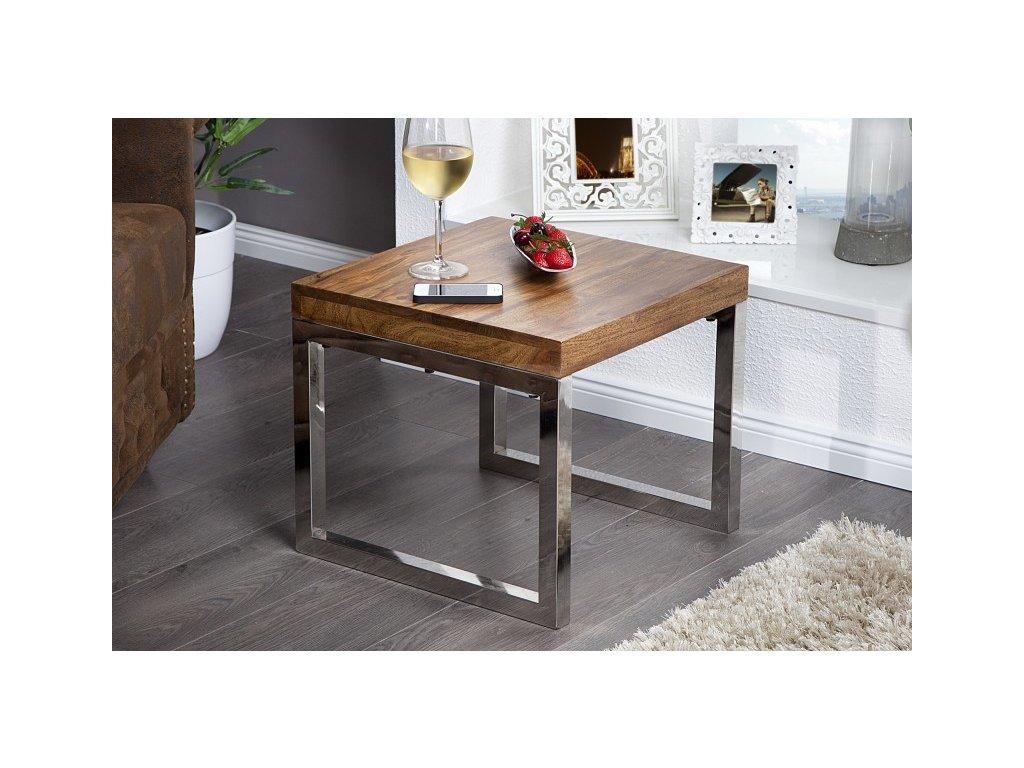 Masivní konferenční stolek - Thalia