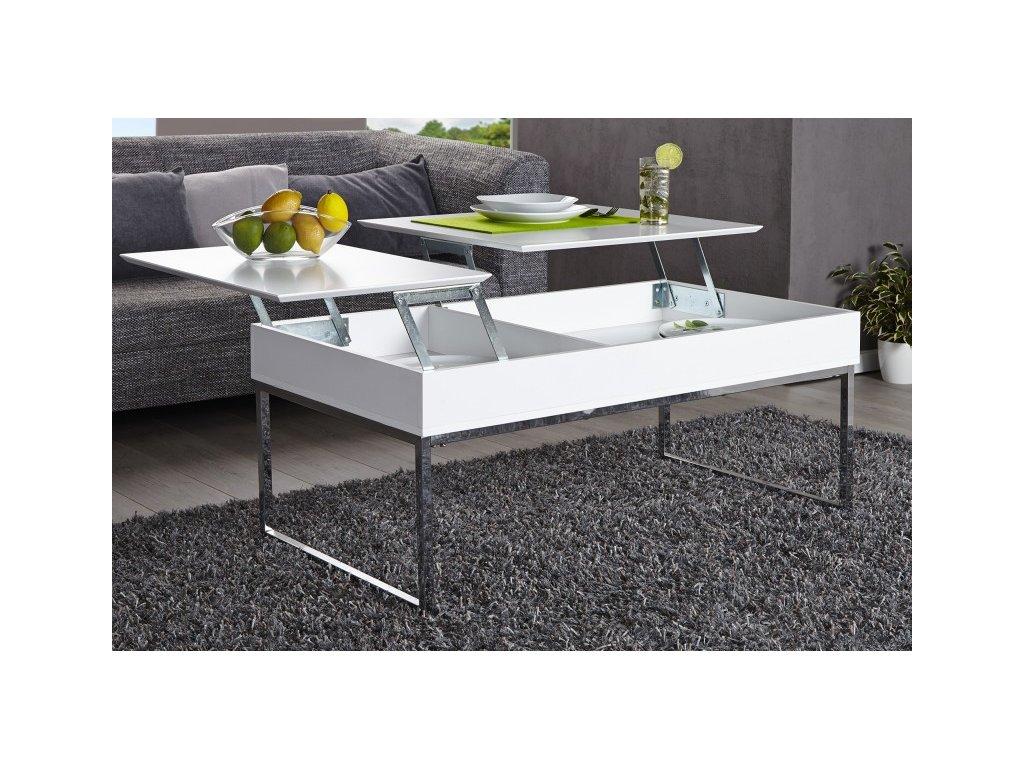Moderní konferenční stolek - Lucas