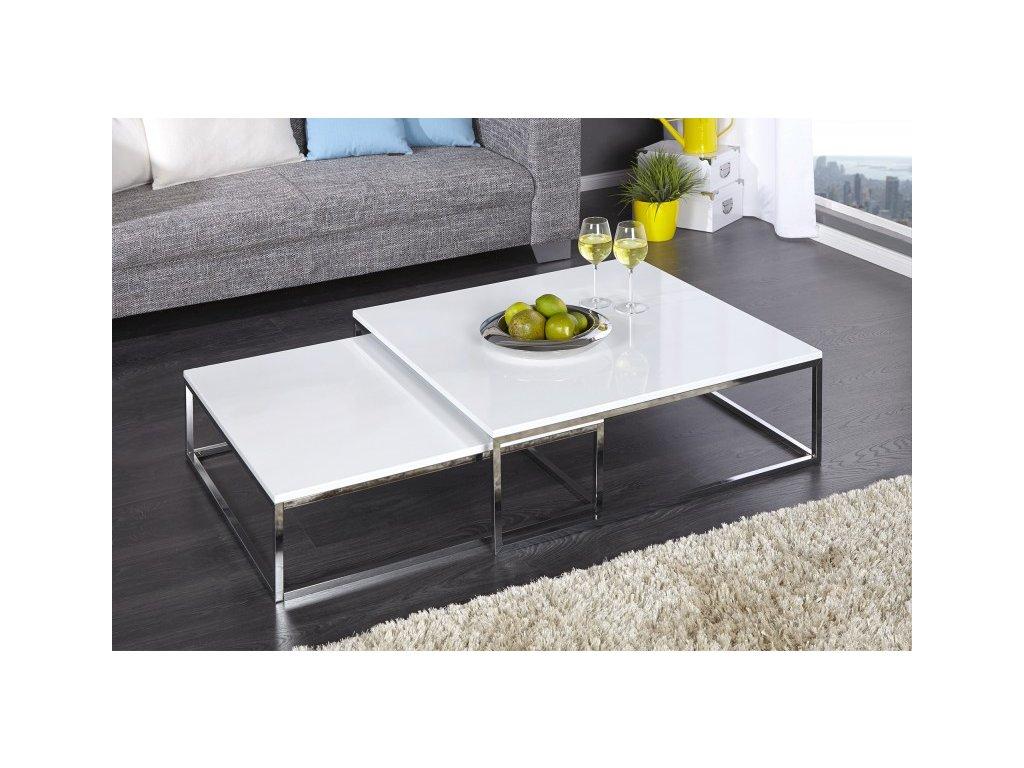 Moderní konferenční stolek - Luis