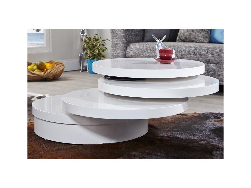 Moderní konferenční stolek - Rolando