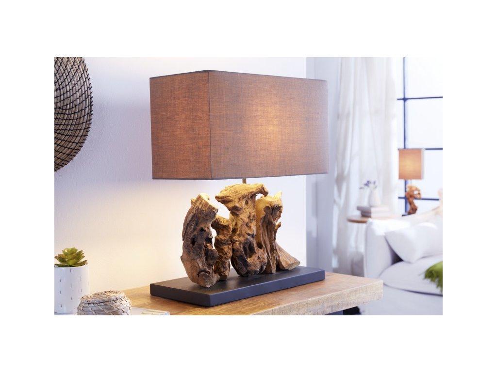 Moderní stolní lampa - Stacey