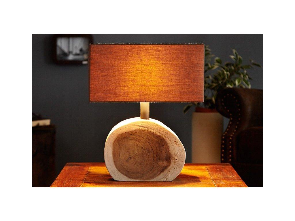 Moderní stolní lampa - Hayley