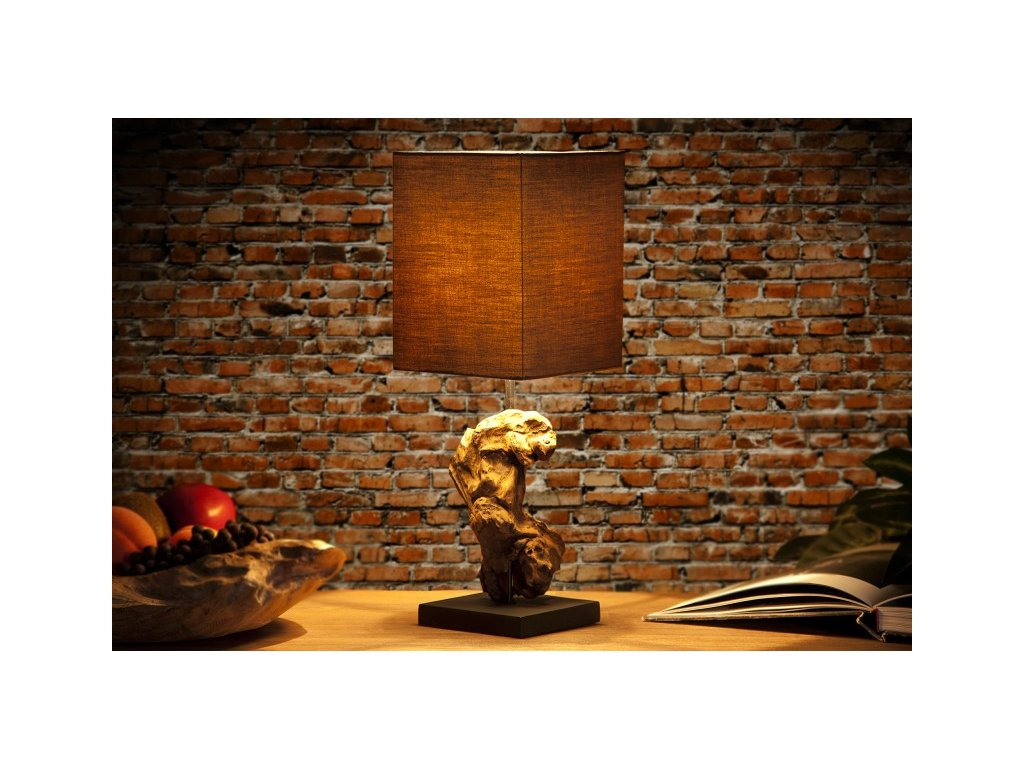 Moderní stolní lampa - Lisa