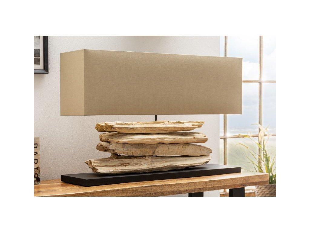 Moderní stolní lampa - Natalie