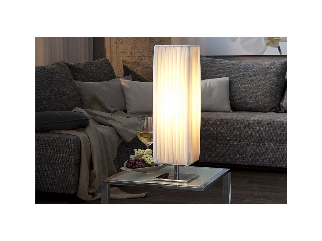 Moderní stolní lampa - Chelsea