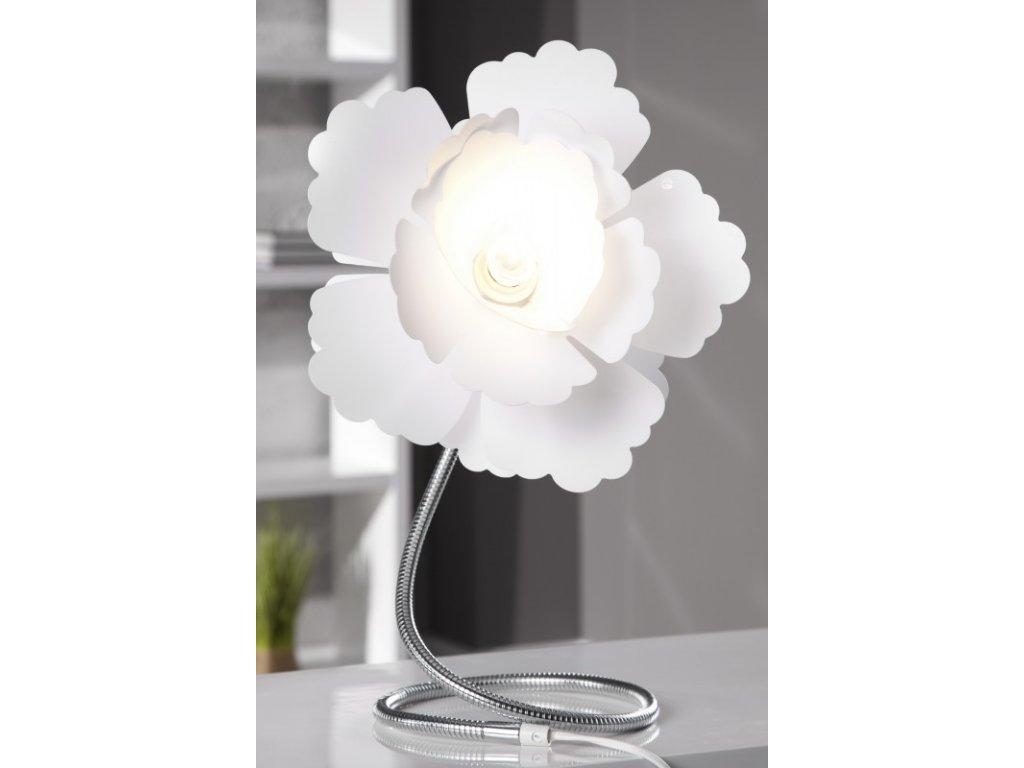 Moderní stolní lampa - Amelia
