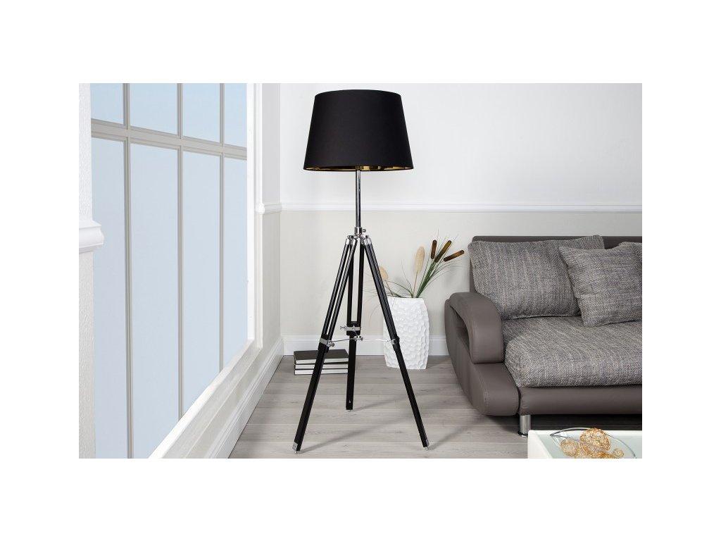 Moderní stojací lampa - Lubov