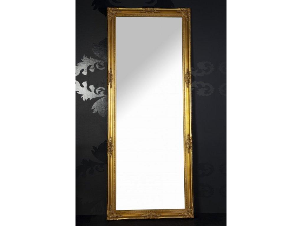 Moderní nástěnné zrcadlo - Renesance, zlaté